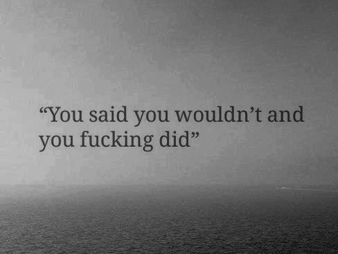 Sad, Broken, In Real Life :'(
