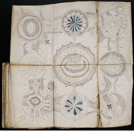 Download PDFs of the mysterious Voynich Manuscript and the Codex Seraphinianus for free | Dangerous Minds