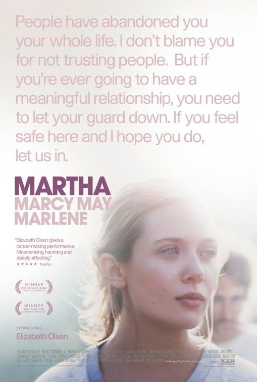 Martha Marcy May Marlene Premiere: 149 Best Films Of The 00s Images On Pinterest