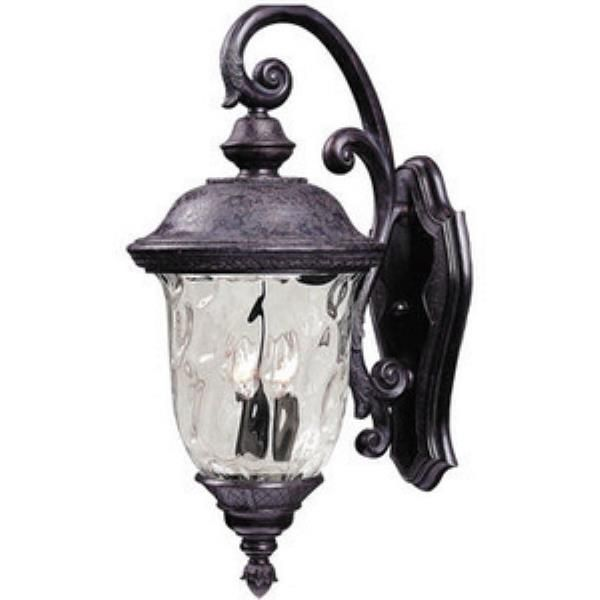 Carriage House VX   Two Light Outdoor Wall Mount