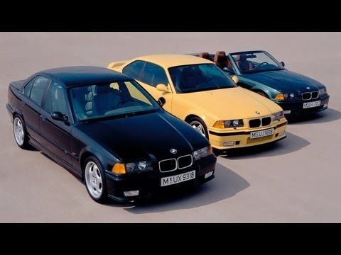 Should You Buy A Subaru BRZ Or An E36 BMW M3? -- AFTER/DRIVE