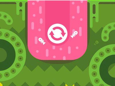 Panic Run! - ios game on Behance