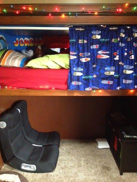 Rv Bunkhouse Remodel Removing Sleeper Sofa And Adding Gaming Area Liferidingshotgun Rv
