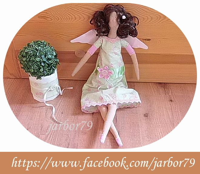 andělka na zakázku 58 cm