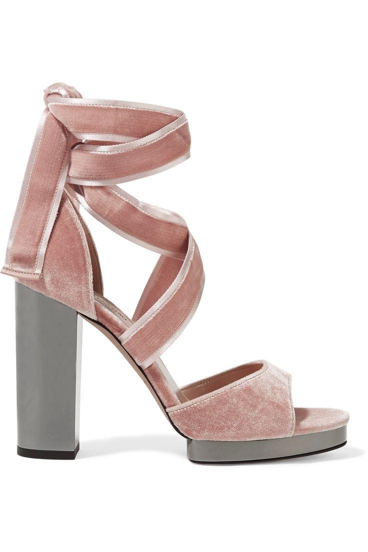 Sandales Avec Sangle Vieux Rose Tom Sur Mesure KIbC6ROI2
