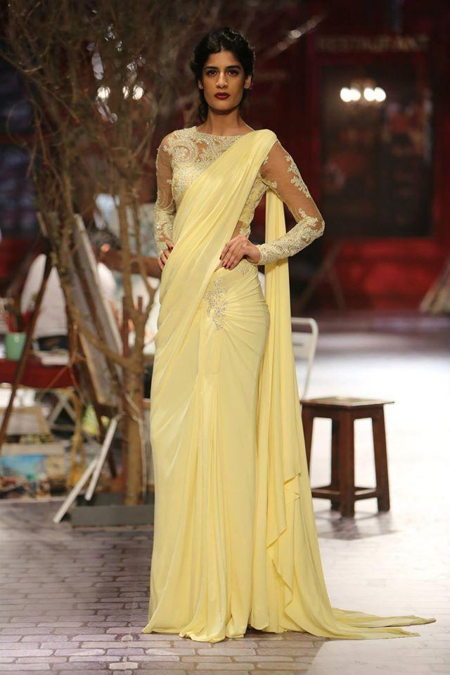 India Couture Week 2014 - MONISHA JAISING