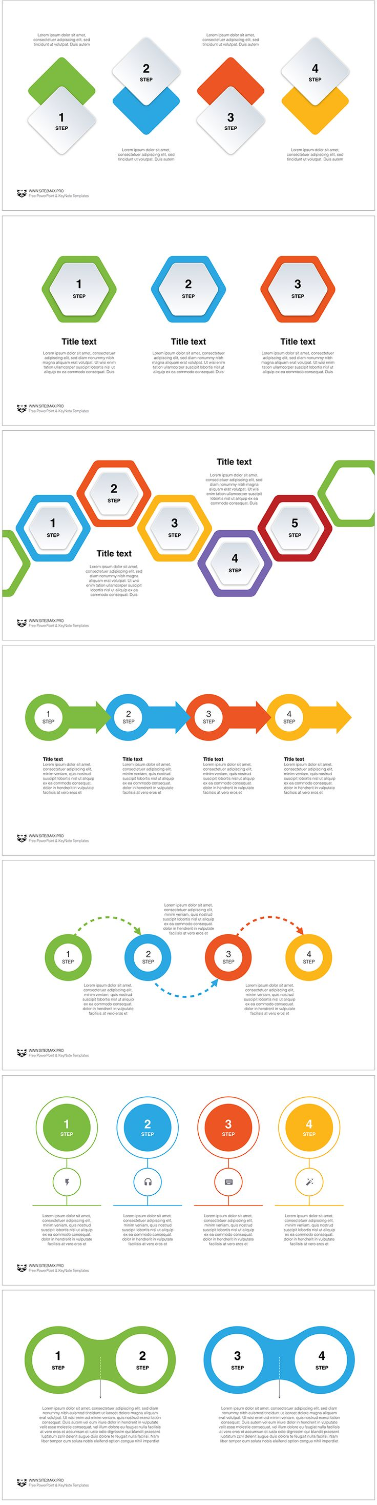 Download: http://site2max.pro/step-step-free-keynote-template/ Step by step free Keynote template #step #infographic #keynote #key #template #timeline