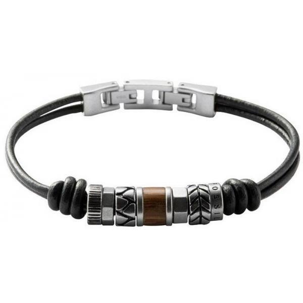 Cuir Vintage Casual Fossil Bracelet