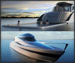 Atreides Yacht Concept