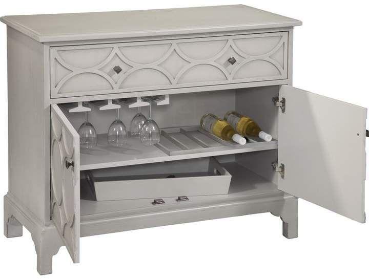 Willa Arlo Interiors Rothe 1 Drawer 2 Door Hospitality Cabinet