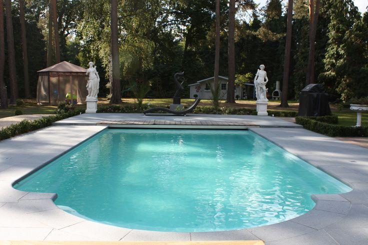 Gama de Piscine Golf: Visul Formelor Clasice   Golf Pools:The Dream of Classical Forms