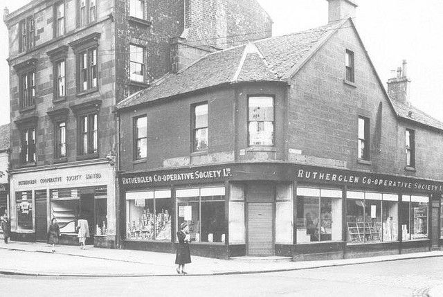 Rutherglen, Glasgow, Scotland.