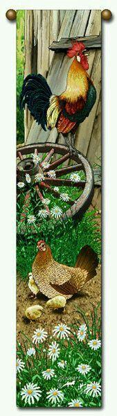 Vida  no  campo!