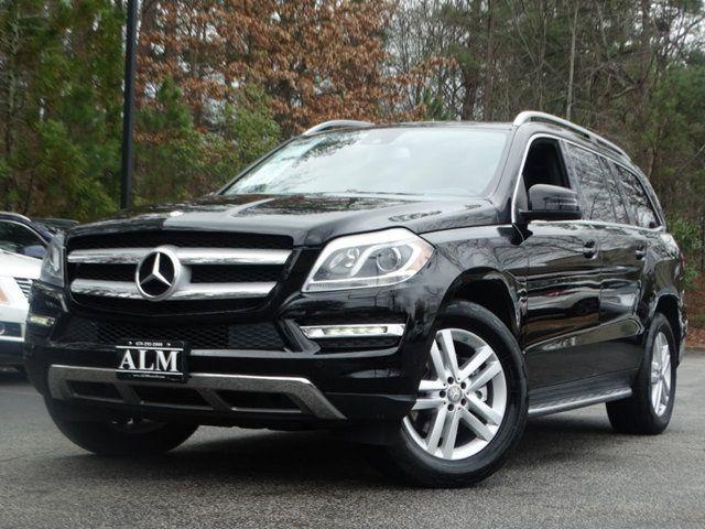 2014 Mercedes-Benz GL-Class GL 450 - $36K / 56K Miles