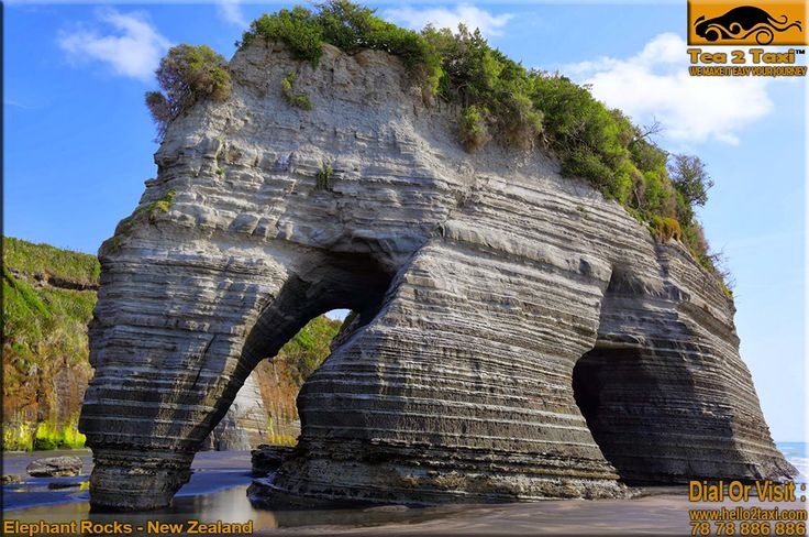 Elephant Rocks - New Zealand ..!! One Of The Beautiful Area In The World ..!!! #Best #Taxi And #Driver #Service #Provider #Ahmedabad Call : 78-78-886-886/78-78-884-884, www.hello2taxi.com  For More Information #Click Here - http://tea2taxi.blogspot.in/…/elephant-rocks-one-of-beautif…