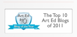 the art of education-excellent practical tips for art teaching, classroom organization etc.