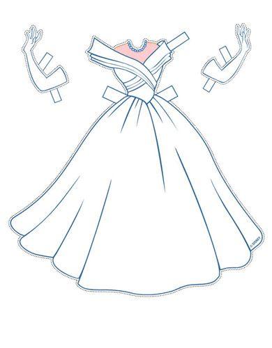 Juegos infantiles: Vestido de boda