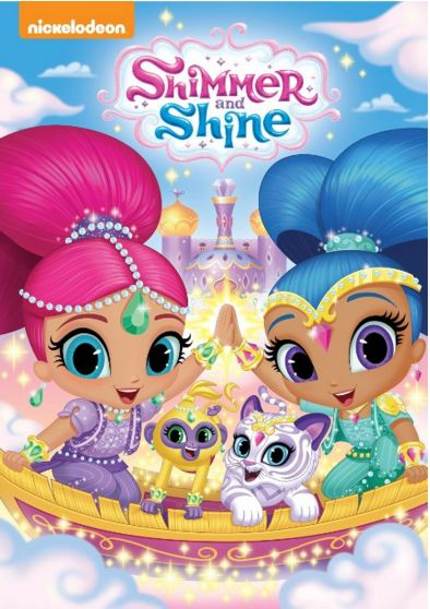 I received this product to review in exchange for sharing my honest opinion. Shimmer and Shine Released: February 2, 2016 Running Time: 156 minutes Nickelodeon's (mis)adventurous and magical twin sisters come to DVD on Shimmer and Shine.