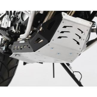 SW-MOTECH Aluminum Skidplate Engine Guard for BMW F650GS '08-'12, F700GS '13-'14, F800GS '08-'14 & F800GS Adventure '14