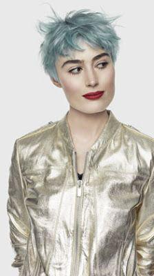 coloration semi-permanente l'oréal aqua hair PE 2017