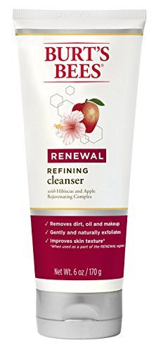 Burts Bees Renewal Cleanser 6 Ounces