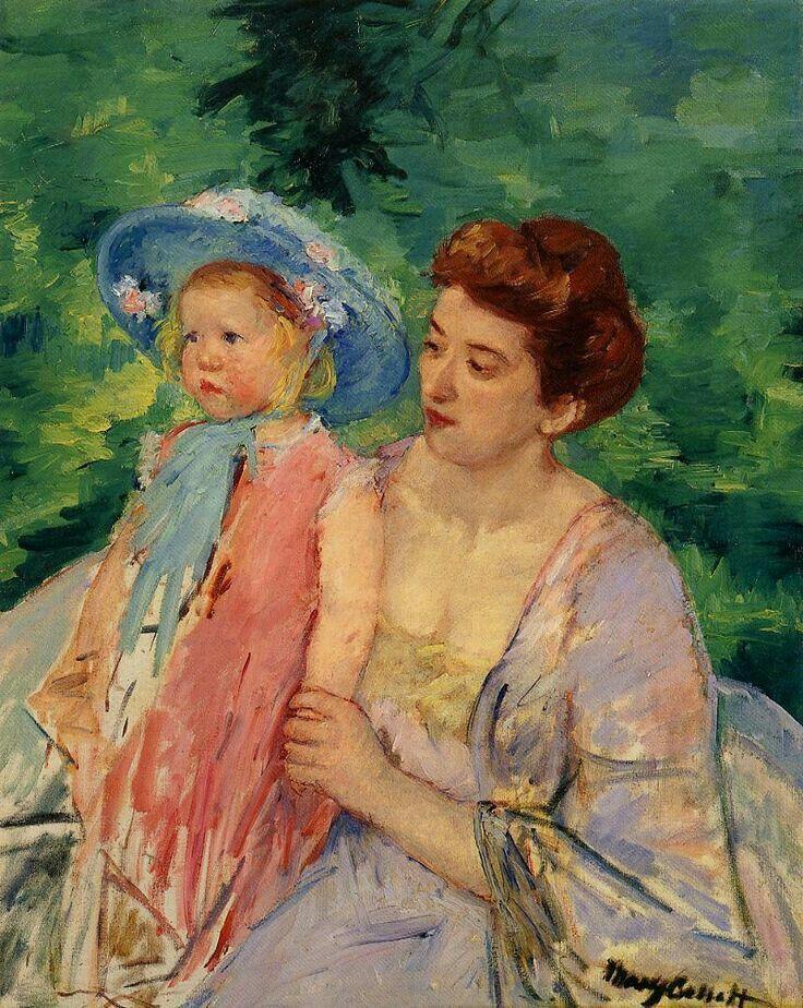 783 Best Mary Cassatt Images On Pinterest