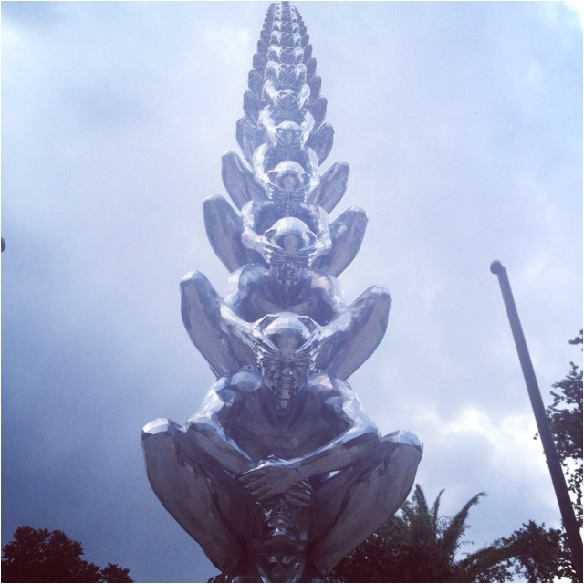 Sculpture At The Besthoff Sculpture Garden In City Park Nola Art New Orleans Art