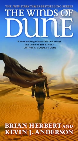 The Winds of Dune (Heroes of Dune Series #2) by Brian Herbert and Kevin J. Anderson