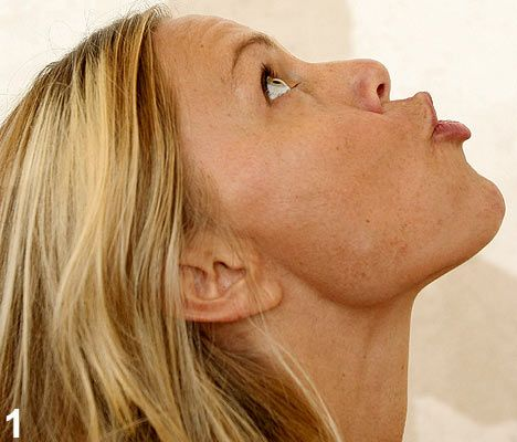 Say hello to your jaw line again: Exercises that guarantee riddance of the dreaded double chin - DIY Health   Do It Yourself Health Guide by Dr Prem