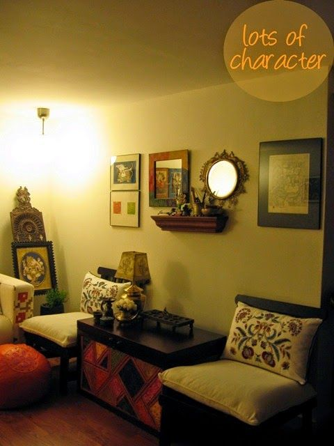 62 best Indian home decor images on Pinterest | Ethnic home decor ...