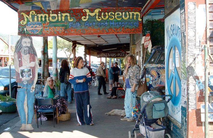 Nimbin Australia  city photos gallery : Nimbin, Australia.