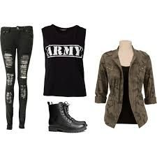 tomboy outfits, I absolutely love this outfit!