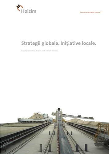 Holcim si Eco-Rom ambalaje - Rapoarte anuale