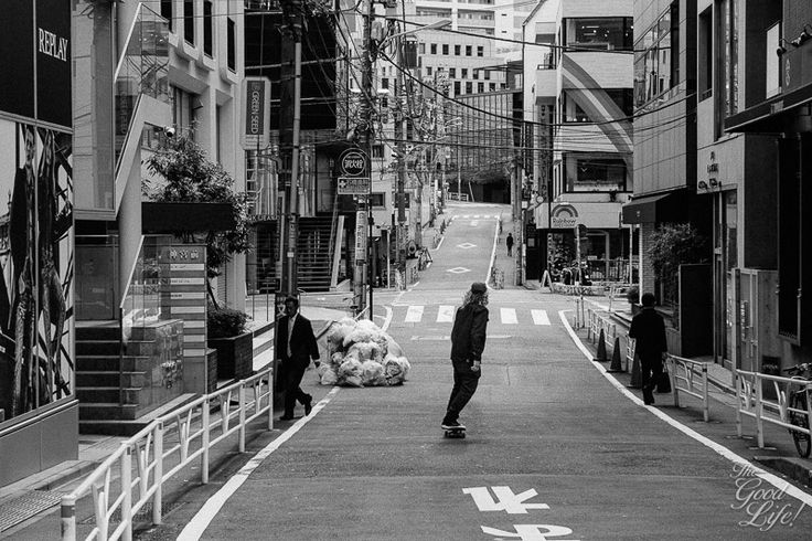 Skatin' Tokyo #Japan #skate