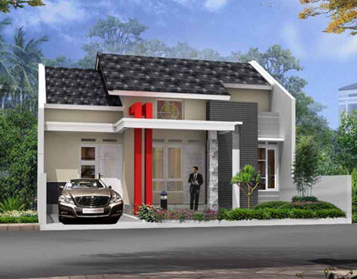 Desain Rumah Sederhana Minimalis 1 Lantai