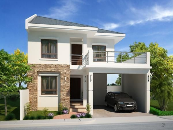 Perfect Sample House Designs And Floor Plans In The Philippines And Review House Flooring Residential House Simple House Plans