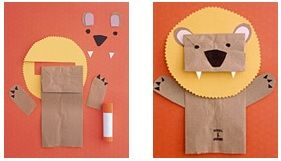 leon bolsa-papel