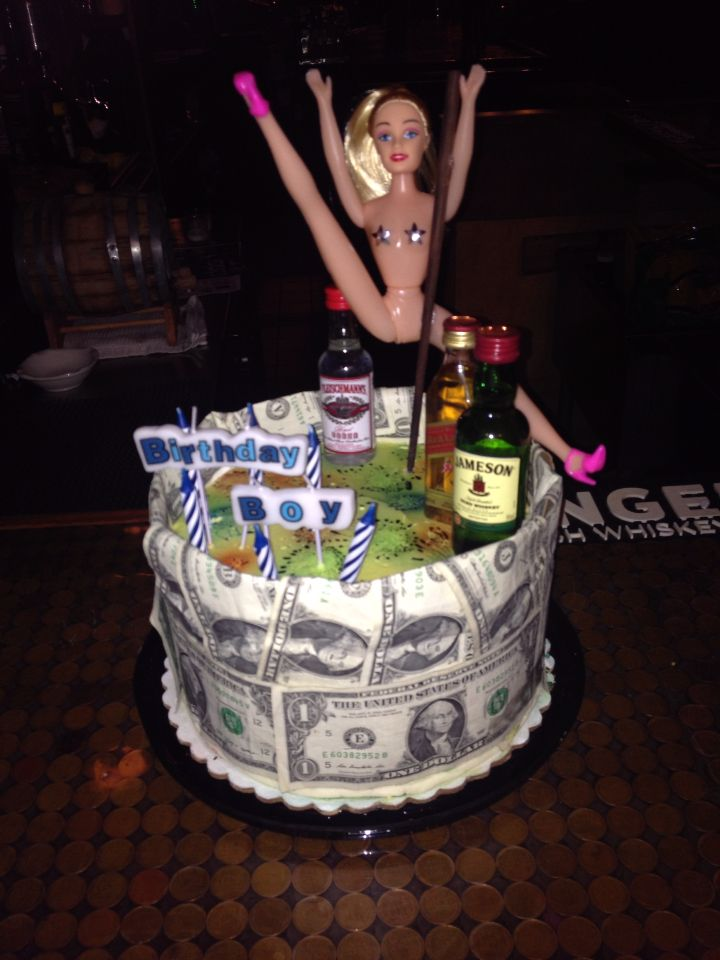 Stripper Cake Cool Ideas Pinterest Cakes And