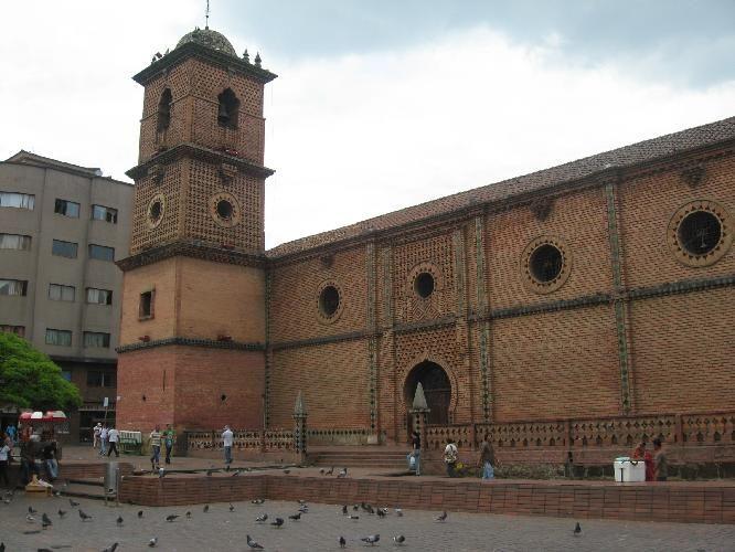 Torre Mudejar #Cali #ValledelCauca #Colombia #SurAmerica