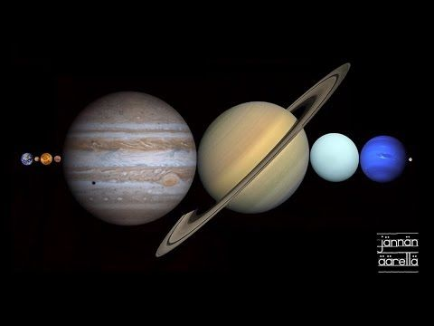 Maasta kuuhun 11 250 kertaa - YouTube