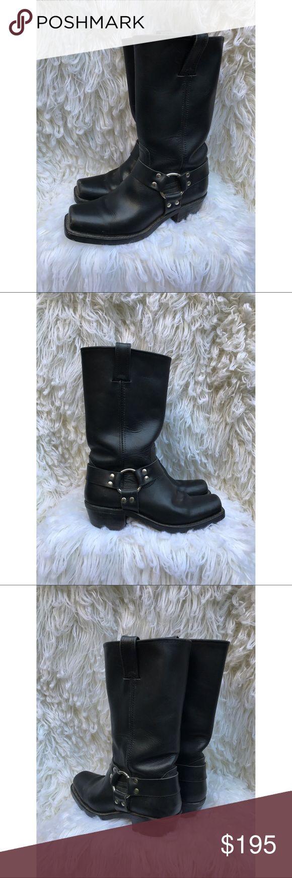 Frye Harness Boot Frye Harness Boots Frye Shoes