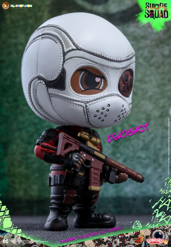 Hot Toys - COSB321 - Suicide Squad - Cosbaby (S) Collectible Set Series 1 (Ship…