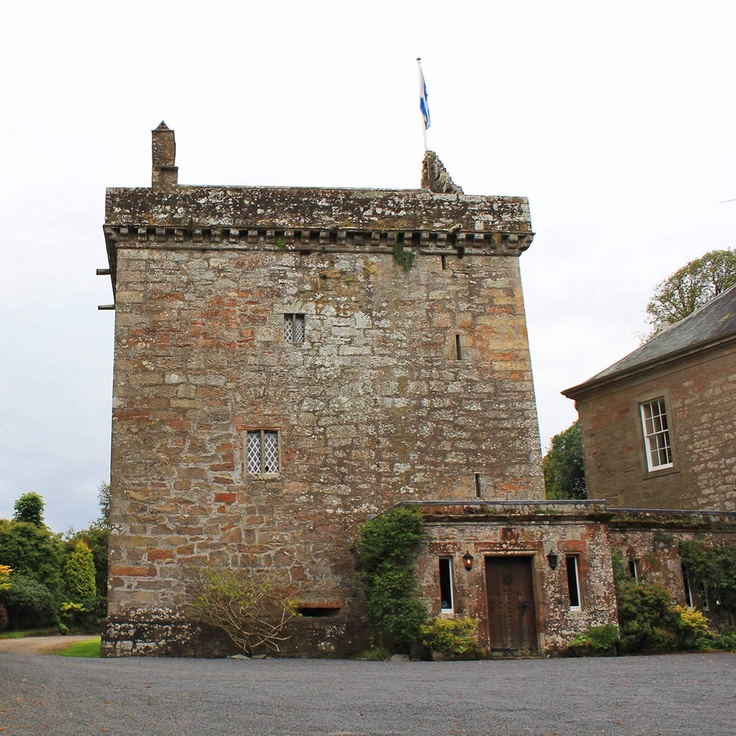 Scottish Manor Houses: 31 Best The Bonshaw Castle, Scotland Images On Pinterest