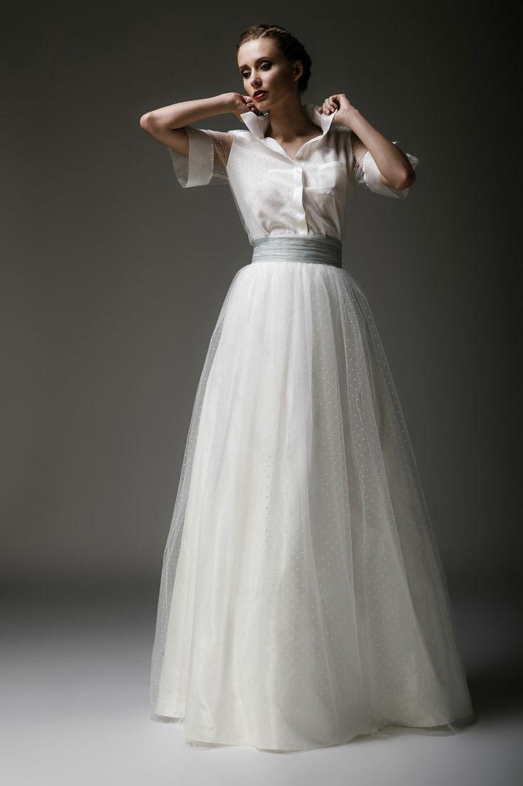 TEKLA suknie ślubne Kolekcja 2011