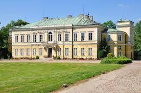 Skierniewice palac Poland