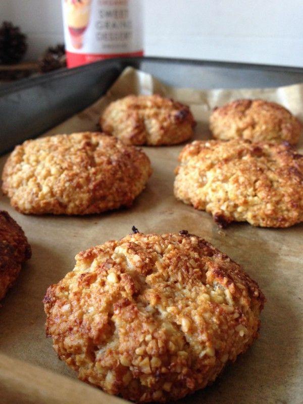 #Amazake - amandel koekjes. Heel simple en geen extra suikers toegevoegd.
