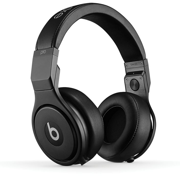 Beats By Dr Dre Beats Pro Black