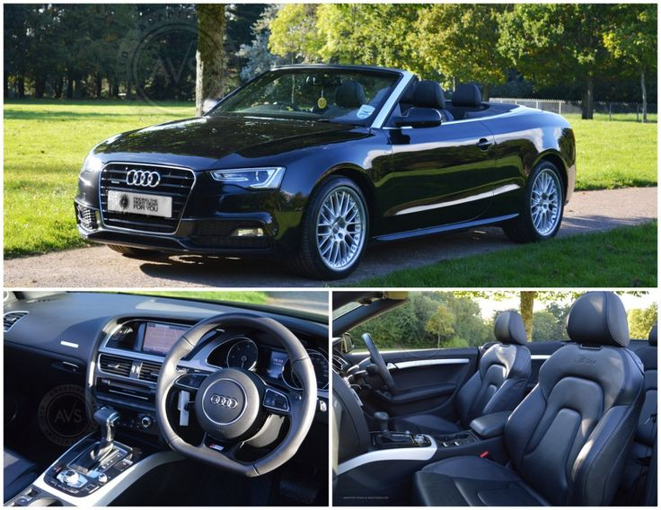 contract hire, leasing, avsvehicles, finding the right gear for you #cardiff, wales, convertible, audi, a5, special edition