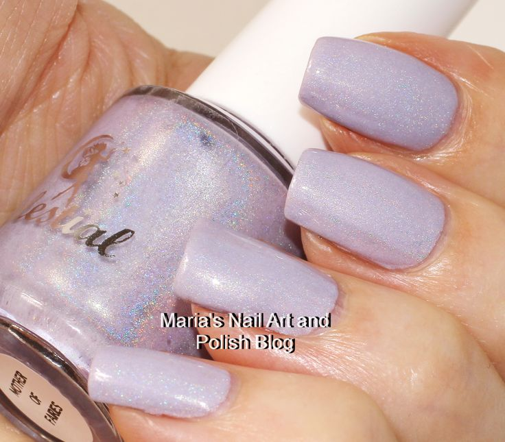 Mother of Fairies swatched by @mariasnailartandpolish