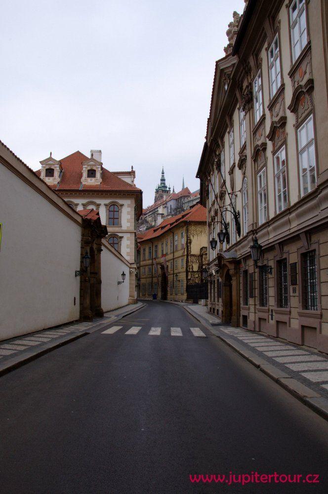 Малая Страна в Праге